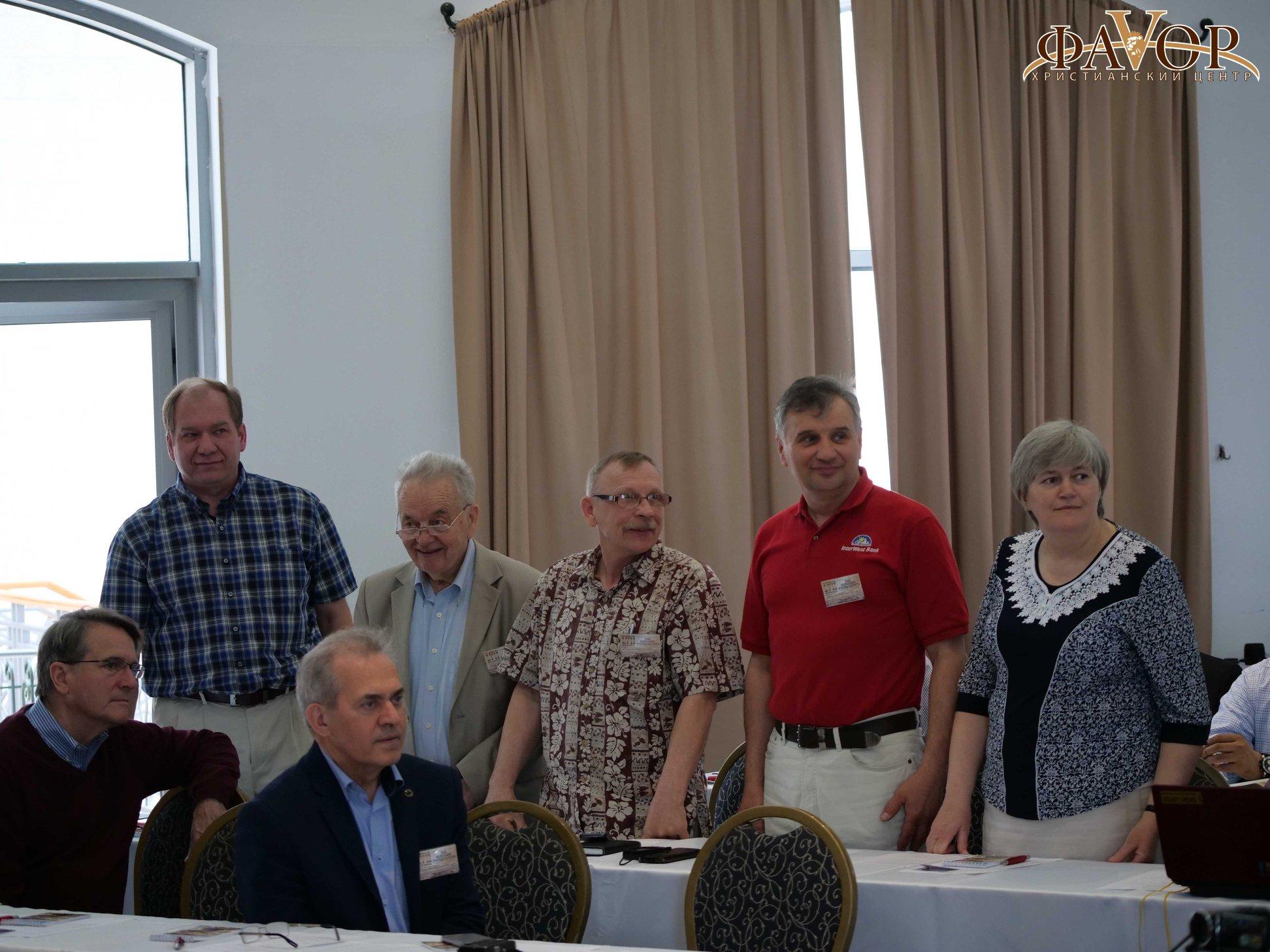 Delegation from Belarus